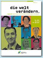 """Hochschulmagazin """"die welt veränder"""",  Ausgabe Oktober 2014"""