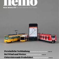 Mobilitätsmagazin nemo/Ausgabe 2
