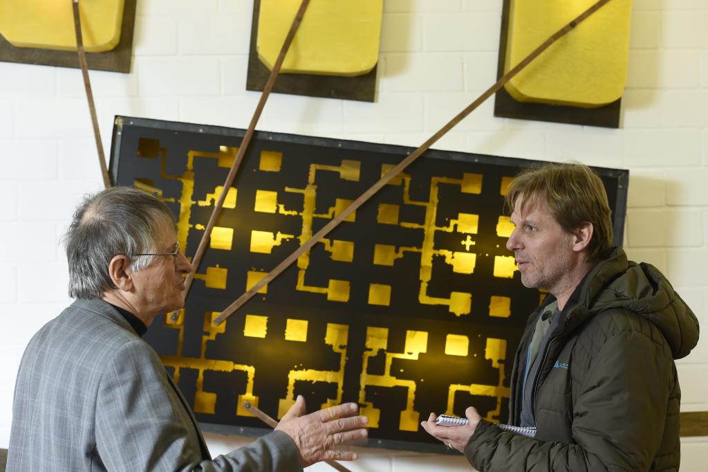 Der Nobelpreisträger Klaus von Klitzing